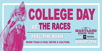 2019 College Day at The Races