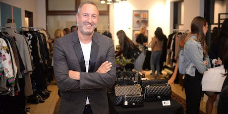 Armoire welcomes celebrity stylist Christos Garkinos to Seattle tickets