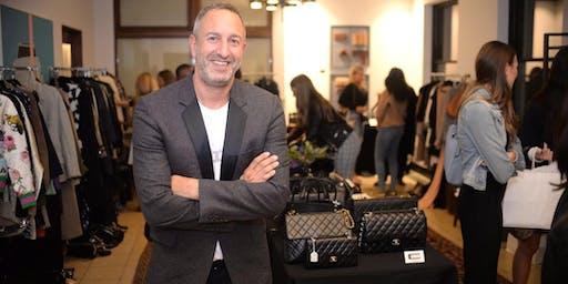 Armoire welcomes celebrity stylist Christos Garkinos to Seattle
