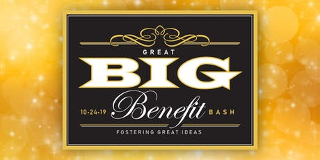 Great Big Benefit Bash: changing lives for children in foster care tickets