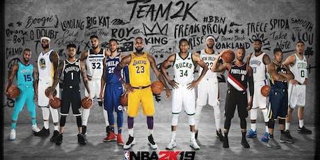 PCG NBA2k19 Tournament tickets