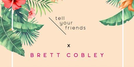 TYF x Brett Cobley tickets