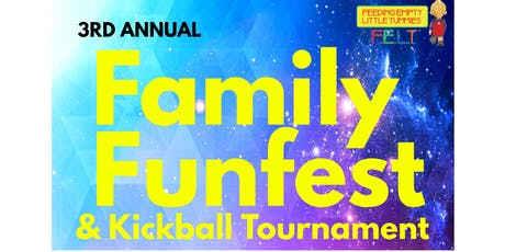 Family Funfest & Kickball Tournament tickets