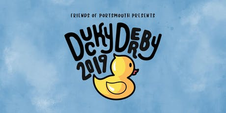 Friends of Portsmouth Ducky Derby tickets