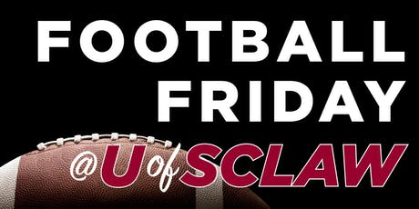 Admissions Football Friday Open House tickets