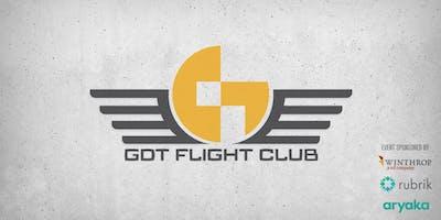 August GDT Flight Club Meetup