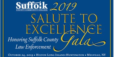 2019 Salute to Excellence Gala Suffolk County Community College