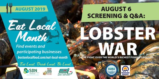 Lobster War Screening + Q&A