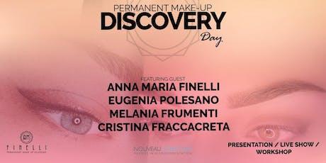 Dicovery Day Palermo biglietti