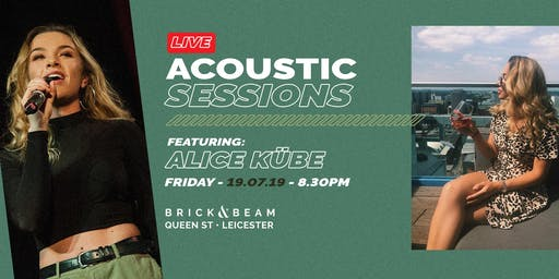 Live Acoustic - Soulful R&B