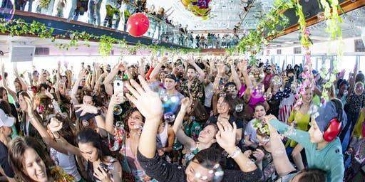 Daybreaker AMS // Boat Party: Under the Sea