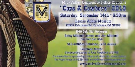 Cops & Cowboys 2019 tickets