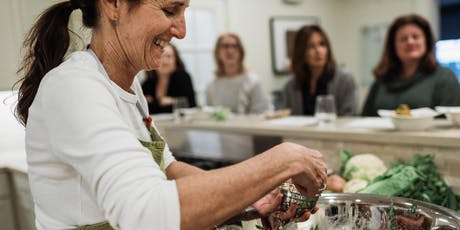 Simply Healthy Summer Cooking Class tickets