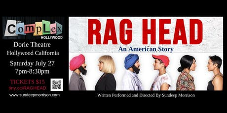 RAG HEAD: An American Story  tickets