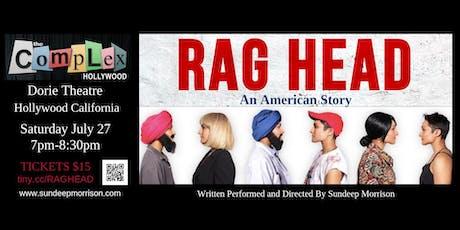 RAG HEAD: An American Story  tickets