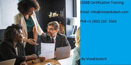 Lean Six Sigma Black Belt (LSSBB) Certification Training in Bangor, ME tickets