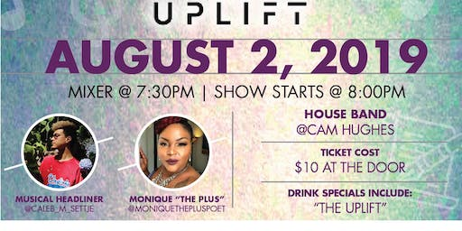 Speakeasy on 11th- The Uplift