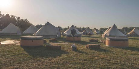 Luxury Glamping and Accommodation at the Derbyshire Sausage and Cider Festival 2020  tickets