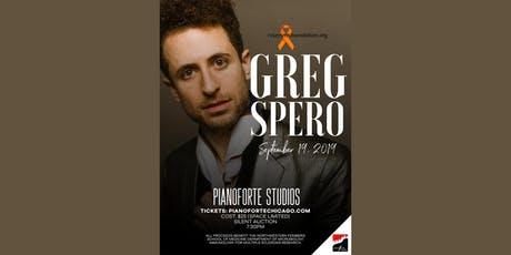 Greg Spero tickets
