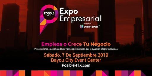 POSiBLE HTX Expo Empresarial 2019