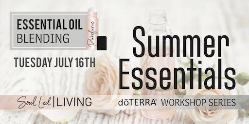 Essential Oil Blending Workshop