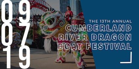 13th Annual Dragon Boat Festival tickets