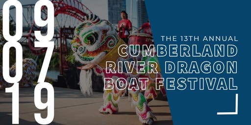 13th Annual Cumberland River Dragon Boat Festival