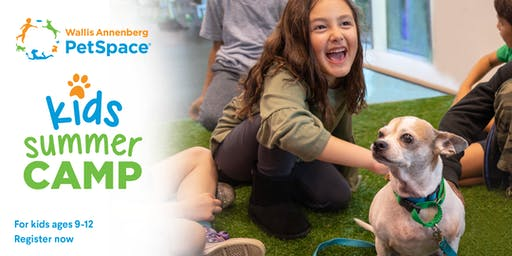 Annenberg PetSpace Kids Summer Camp: August 5-9