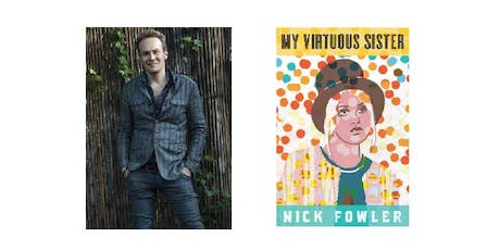 Nick Fowler - Author Reading tickets