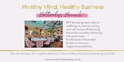 Healthy Mind, Health Business - Bottomless Brunch