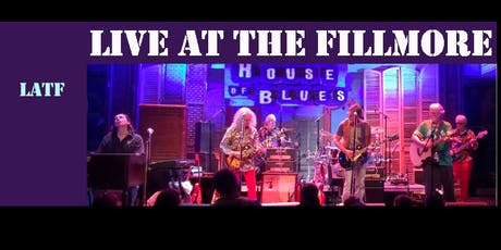 Live At The Fillmore™ at Cooper's Riverview tickets