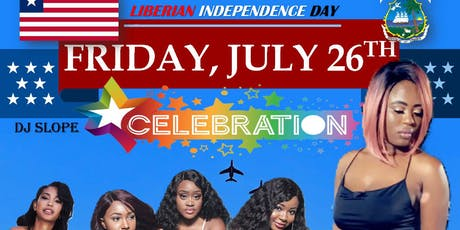 LIBERIAN INDEPENDENCE DAY PARTY tickets