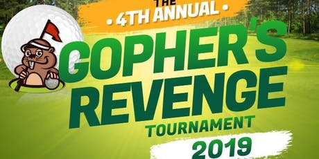 4th Annual Gopher's Revenge Tournament tickets