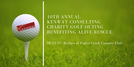 10th Annual Kenway Consulting Charity Golf Outing Benefiting ALIVE Rescue tickets