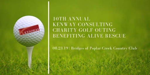 10th Annual Kenway Consulting Charity Golf Outing Benefiting ALIVE Rescue