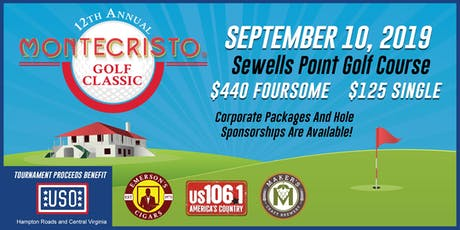 12th Annual Montecristo Golf Classic tickets