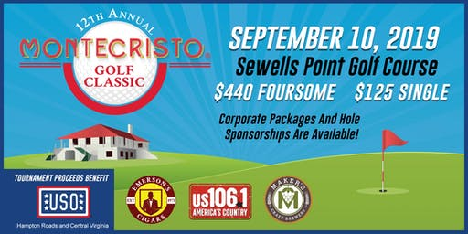 12th Annual Montecristo Golf Classic