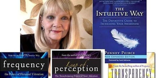 """Harness Your Intuition and Sensitivity: Develop Crystal Clear Insight and Make Great Choices"" with Author Penney Pierce"