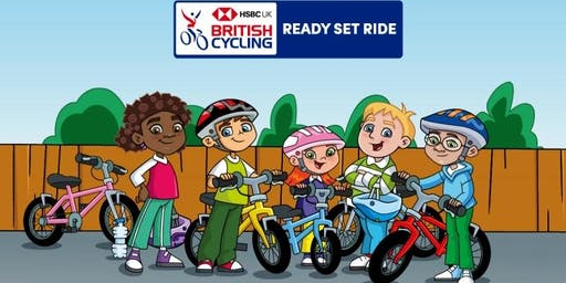 HSBC UK Ready Set Ride Training for Wirral School Staff