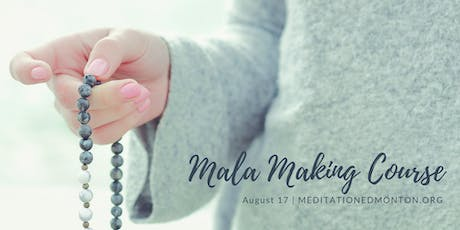 Mala Making in the Park  tickets