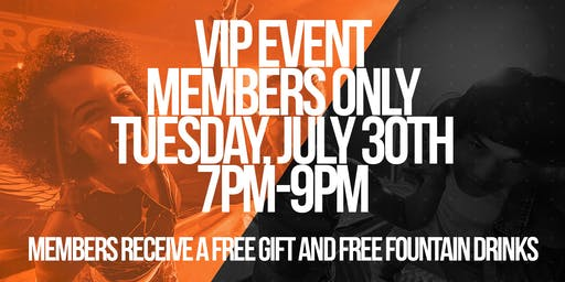 VIP Event at Sky Zone!