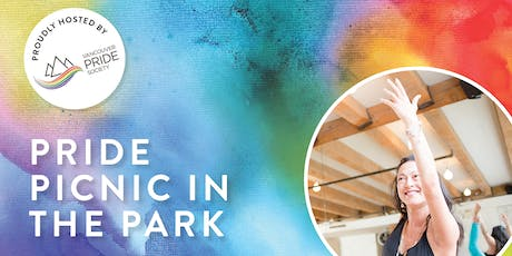 Pride Picnic in the Park - Free yoga tickets