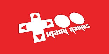 TooManyGames 2020 Vendor Tables tickets