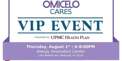Omicelo Cares VIP Event