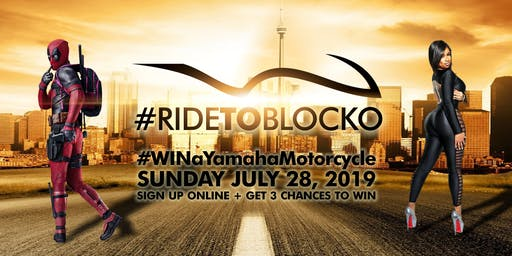 #RideToBlocko