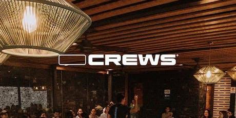 Crew Nights. Mosaic entradas