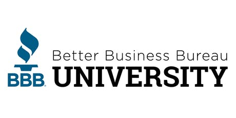 BBB University- How to Use Your BBB Accreditation tickets