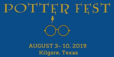 Potter Fest in Kilgore tickets