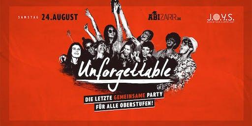 Unforgettable 16+ // 24 Aug 2019 Lippstadt