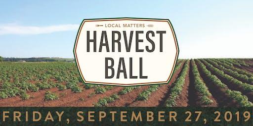 Harvest Ball 2019